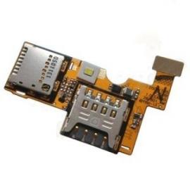 Flex lector sim y memoria Original LG Optimus F6 D505