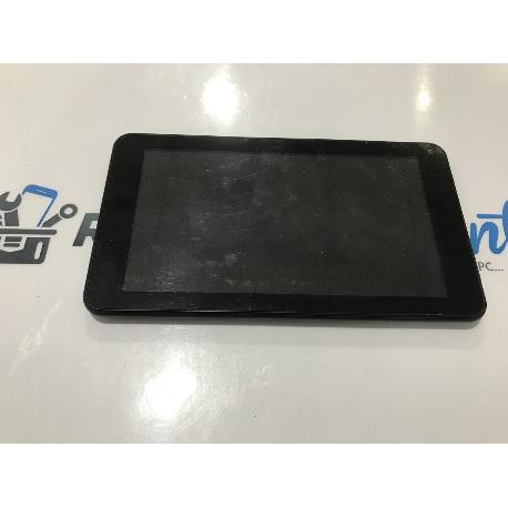 PANTALLA LCD + TACTIL CON MARCO NEGRA ORIGINAL SELECLINE MW7526L / 871369 - RECUPERADA