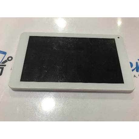 PANTALLA LCD + TACTIL CON MARCO BLANCA ORIGINAL SELECLINE MW7526L / 871369 - RECUPERADA