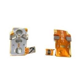 Flex Encendido Boton Trasero Original LG G2 D802