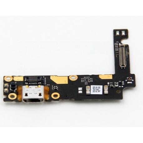 MODULO CONECTOR DE CARGA MICRO USB Y MICROFONO PARA LENOVO VIBE P1