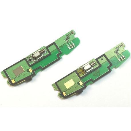 MODULO CONECTOR DE CARGA MICRO USB, VIBRADOR Y MICROFONO PARA LENOVO S920