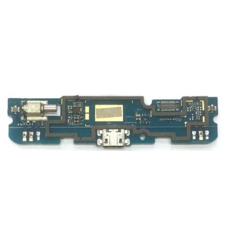 MODULO CONECTOR DE CARGA MICRO USB, VIBRADOR Y MICROFONO PARA LENOVO S856