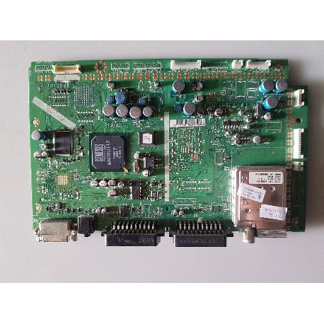 PLACA BASE MAIN MOTHER BOARD 3139 123 6141.1 PARA TV PHILIPS 32PF3320/10 - RECUPERADA