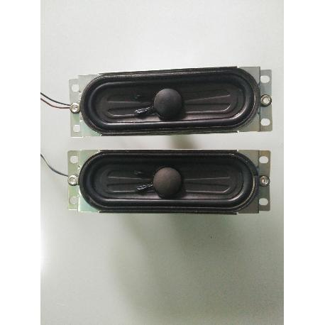 SET DE ALTAVOCES BUZZERS TV PHILIPS 32PF5521D/12 - RECUPERADO