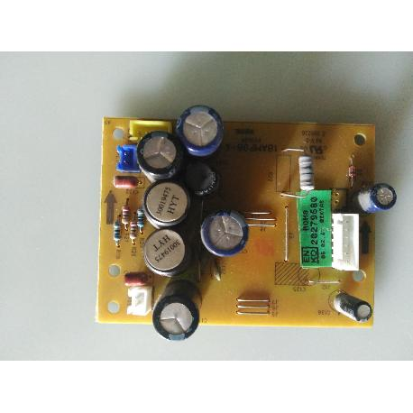 MODULO DE AUDIO BOARD 18AMP06-4 TV BASIC LINE BL42720HDTDT - RECUPERADO