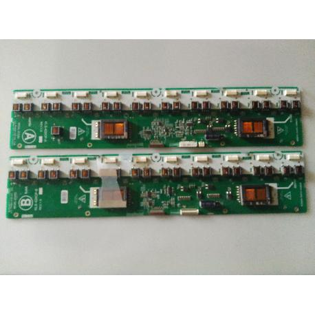 SET PLACAS INVERTER BOARD KLS-420CP-B KLS-420CP-A TV BASIC LINE BL42720HDTDT - RECUPERADO