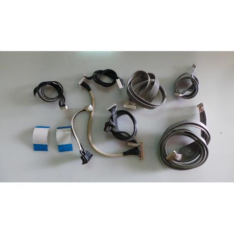SET DE CABLES TV PHILIPS 42PF5522D/12 - RECUPERDOS