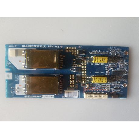 PLACA INVERTER BOARD 6632L-0559A KLS-EE37PIF12 PARA TV TOSHIBA 37RV635D - RECUPERADA