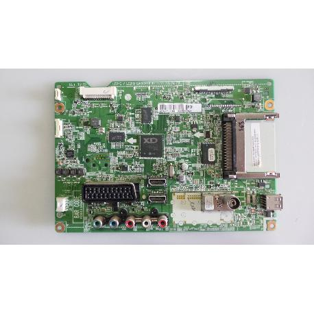 PLACA BASE MAIN BOARD TV LG 42LS3400 EAX64910001 (1.0) - RECUPERADA