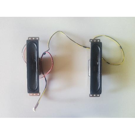 SET DE ALTAVOCES SPK-1508A0 PARA TV TOSHIBA 37RV635D - RECUPERADA