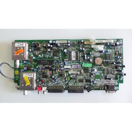 PLACA BASE MAIN BOARD TV JVC LT-30E45SU 17MB11-2 - RECUPERADA
