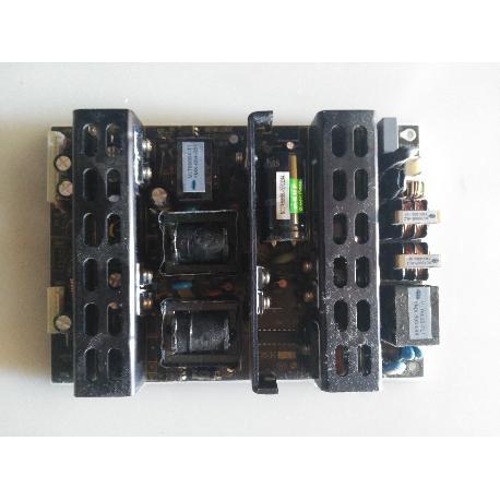 FUENTE DE ALIMENTACION POWER SUPPLY BOARD MLT666 REV:2.8 L TV SUPRATECH S-2601T - RECUPERADA