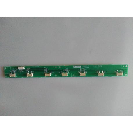 PLACA INVERTER BOARD ECXF5502-2 TV SUPRATECH S-2601T - RECUPERADA
