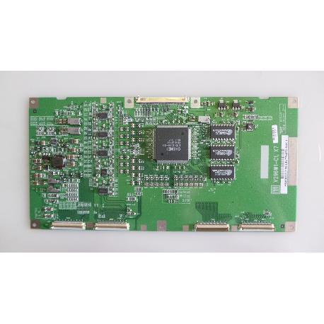 PLACA T-CON BOARD TV JVC LT-30E45SU V296W1-C1, X7 - RECUPERADA