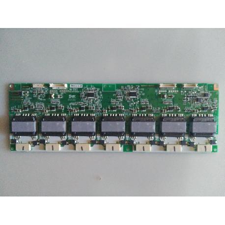 PLACA INVERTER BOARD ECXF5502-1 TV SUPRATECH S-2601T - RECUPERADA