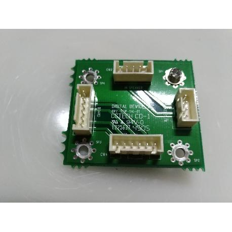DISPOSITIVO DIGITAL TV AIRIS MW179 DPZ-SSW-SIG-01 - RECUPERADO