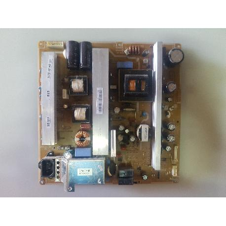 PLACA DE ALIMENTACION POWER SUPPLY BN44-00329B BN44-00330B PARA TV SAMSUNG PS50C450B1W - RECUPERADA