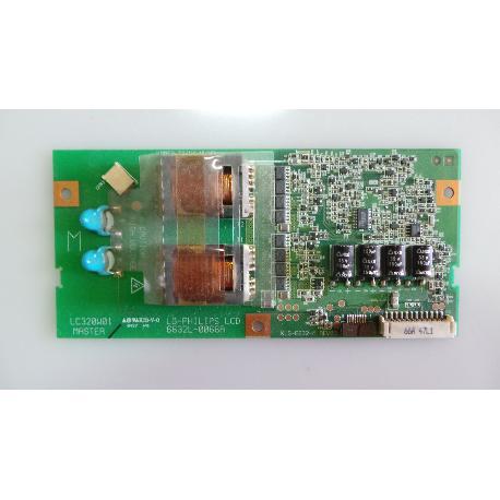PLACA INVERTED TV LG RZ-32LZ50 6632L-0066A - RECUPERADA