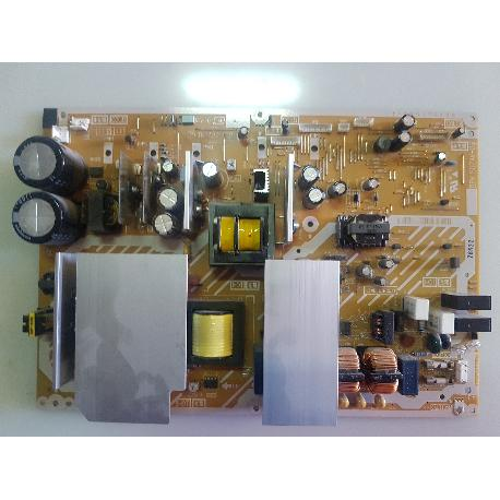 PLACA FUENTE DE ALIMENTACION POWER SUPPLY TNPA3911 PARA TV PANASONIC TH42PD60EH - RECUPERADA