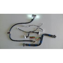 SET DE CABLES TV SONY KDL-40S4000 - RECUPERADOS