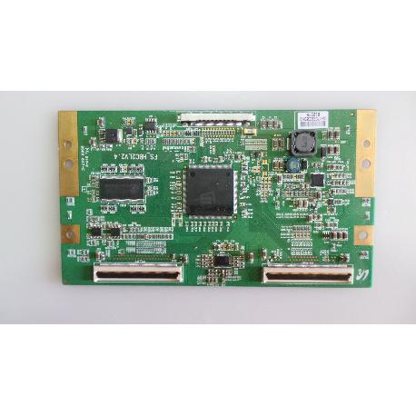 PLACA T-CON TV SONY KDL-40S4000 FS_HBC2LV2.4 - RECUPERADA