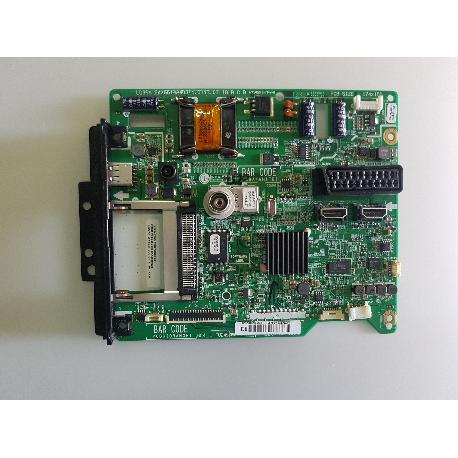 PLACA BASE MAIN MOTHERBOARD EAX65142403 (1.0) PARA TV LG 32LN520B - RECUPERADA