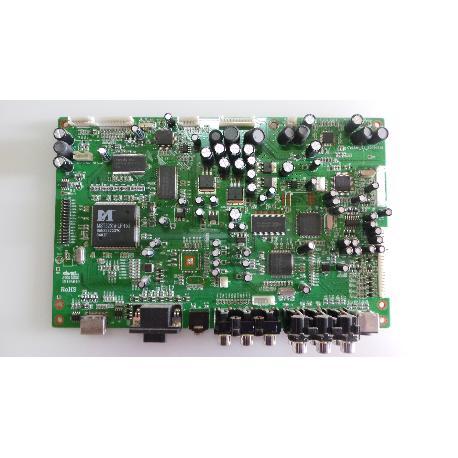 PLACA BASE MAIN BOARD TV EXCORS ES-4268 SYNODUS 1919AR40 - RECUPERADA