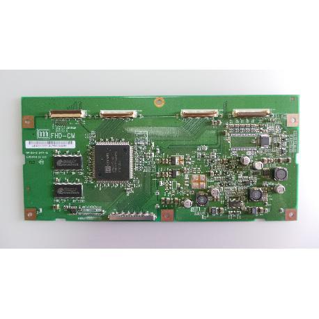 PLACA T-CON BOARD TV EXCORS ES-4268 SYNODUS FHD-CM - RECUPERADA