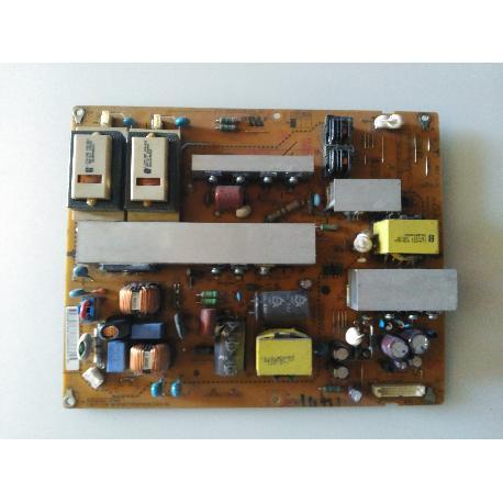 FUENTE ALIMENTACION POWER SUPPLY BOARD EAX55357705/3 TV LG 37LF2510 - RECUPERADA
