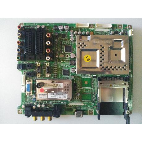 PLACA BASE MAIN MOTHERBOARD BN41-00899A TV SAMSUNG LE32M87BD - RECUPERADA