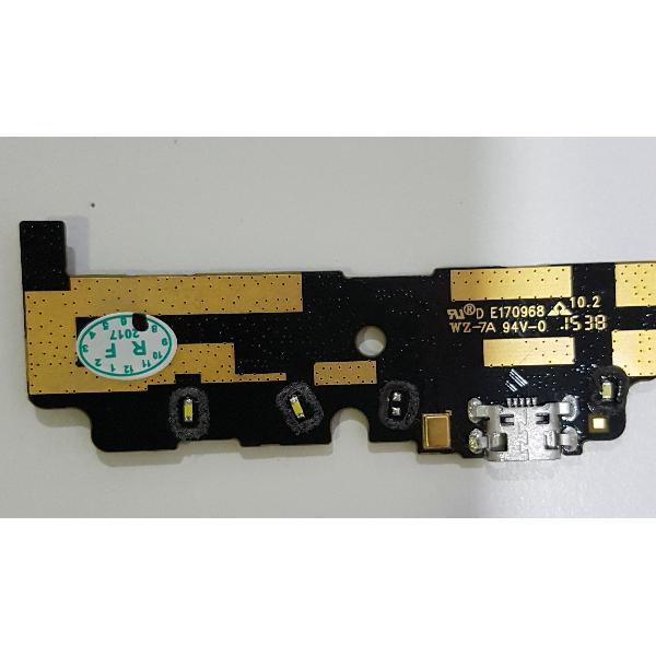 MODULO CONECTOR DE CARGA MICRO USB, MICROFONO PARA VODAFONE SMART PRIME 6