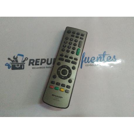MANDO A DISTANCIA SHARP LCDTV GA520WJSA - RECUPERADO GRADO B