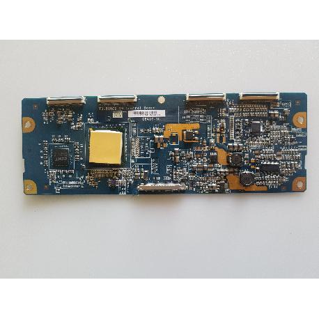 PLACA T-CON BOARD T315XW02 V6 PARA TV SAMSUNG LE32M86BD - RECUPERADA