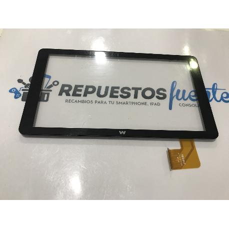 PANTALLA TACTIL CON MARCO ORIGINAL TABLET WOXTER QX120 QX 120 - RECUPERADA