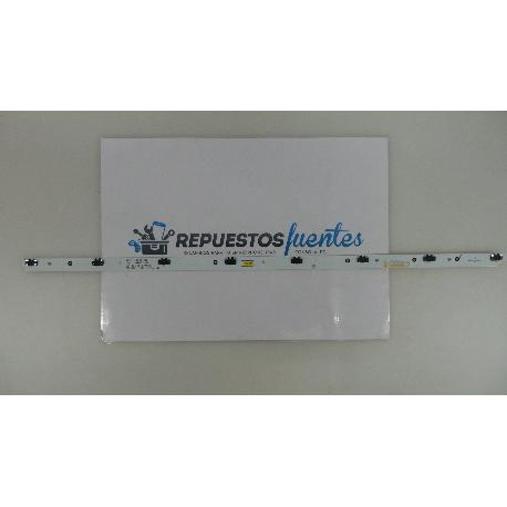 TIRA INTERFAZ DE LED TV SAMSUNG UE65JU7000 BN41-02388A BN96-347200A