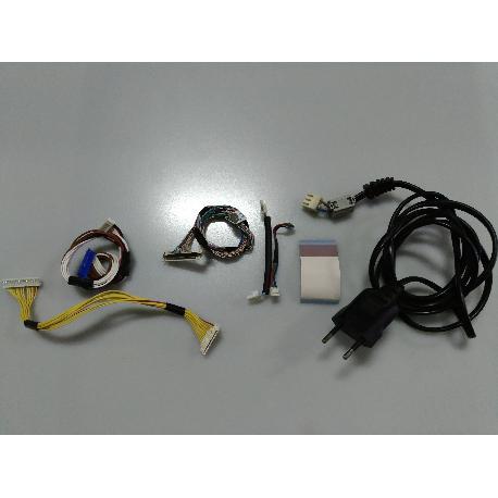 SET DE CABLES TV GRUNDING 32 GLX 3102 C - RECUPERADOS