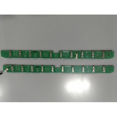 SET DE CONECTORES DE LED TV GRUNDING 32 GLX 3102 C R 6635L-0170A L 6635L-0184A - RECUPERADOS