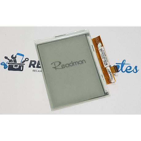 PANTALLA LCD DISPLAY PARA EBOOK WOXTER SCRIBA 180