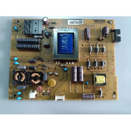 FUENTE DE ALIMENTACION POWER SUPPLY TV TD SYSTEMS K40DLV3F VESTEL 17IPS71 - RECUPERADA
