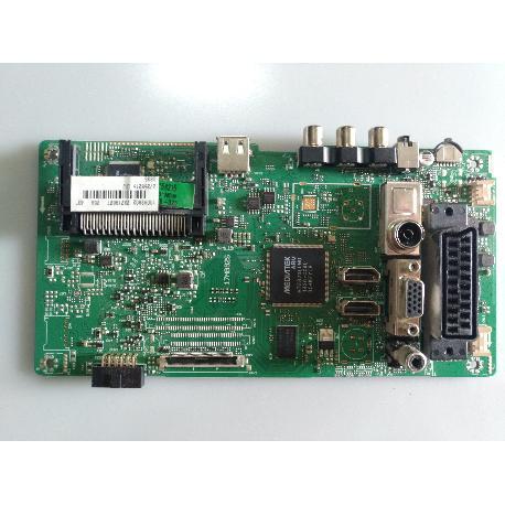 PLACA BASE MAIN BOARD TV TD SYSTEMS K40DLV3F 17MB82S - RECUPERADA