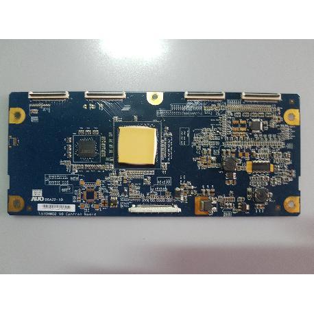 PLACA T-CON T370HW02 V0 PARA TV 37PFL766D/12 - RECUPERADA