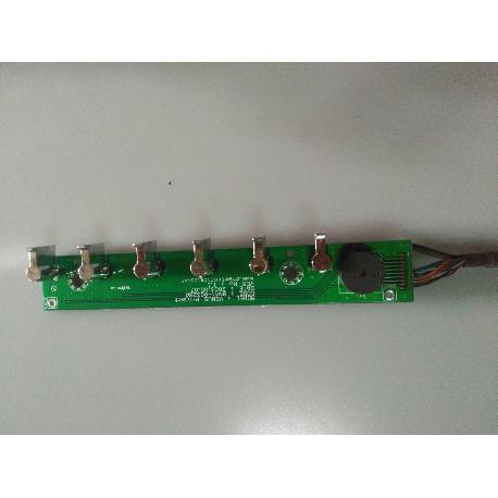 MODULO DE BOTONESBN41-00328A TV SAMSUNG LW32A23WX - RECUPERADO