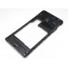 Carcasa intermedia con lente de camara Original Sony Xperia V LT25i Negra