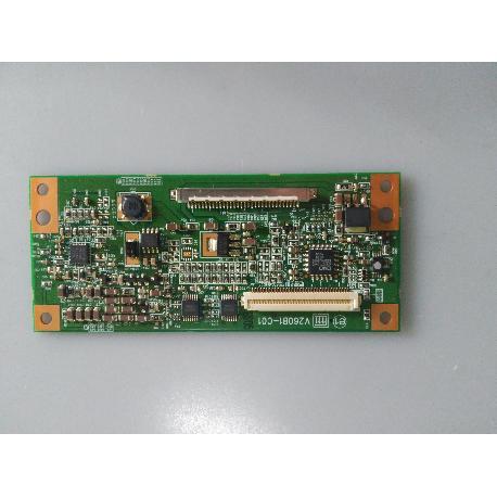 PLACA T-CON BOARD V260B1-C01 TV BELSON BSV-2685 - RECUPERADO