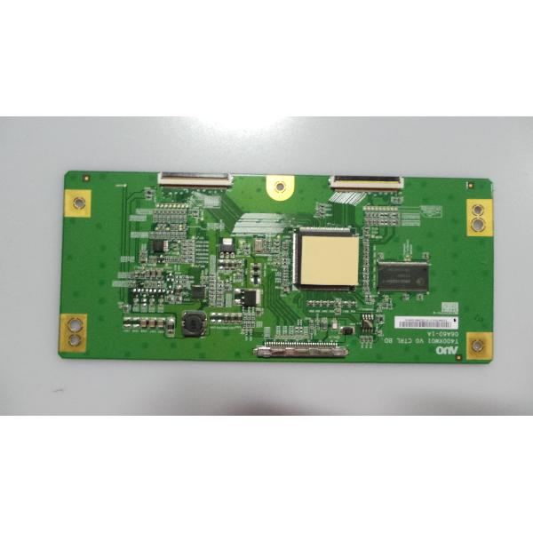 PLACA T-CON BOARD TV SAMASUNG LE40S86BD T400XW01 V0 CTRL BD. 06A60-1A - RECUPERADA