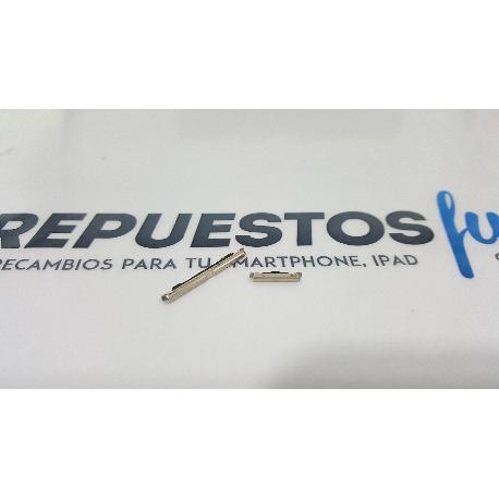 BOTONES DE CARCASA ORIGINAL PARA INFINITON X1 - RECUPERADO