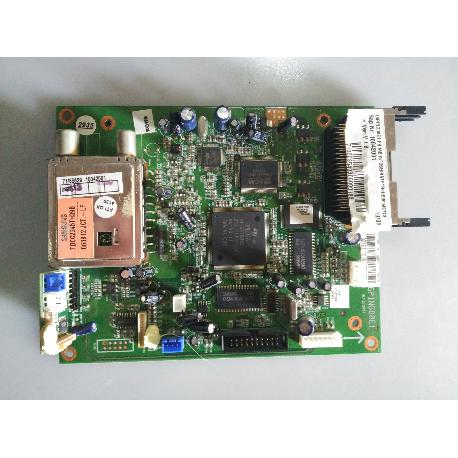 PLACA BASE MAIN MOTHERBOARD 16PING08E1 TV TOSHIBA 27WLG65G - RECUPERADO