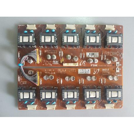 PLACAS INVERTER BOARD PCB2676 - A06-126268 F + PCB2677 - A06-126269 F PARA TV SONY KDL-40S2000 - RECUPERADAS