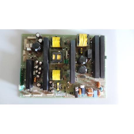 FUENTE DE ALIMENTACIÓN POWER SUPPLY TV LG42PX3RV 6709V00010A - RECUPERADA